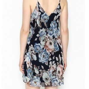 Final Touch Dresses - Swing cami dress